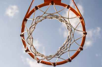 basketball american basket ring